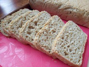 Chleb owsiany na drożdżach